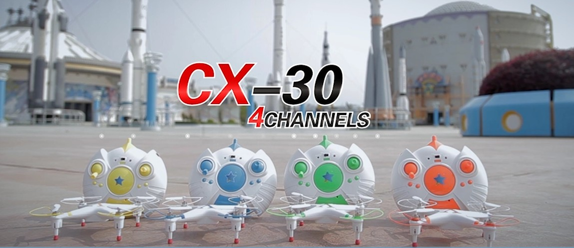 Cheerson CX-30 обзор